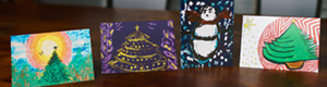 AHOPE Holiday Cards
