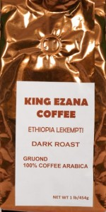 King Ezana Coffee